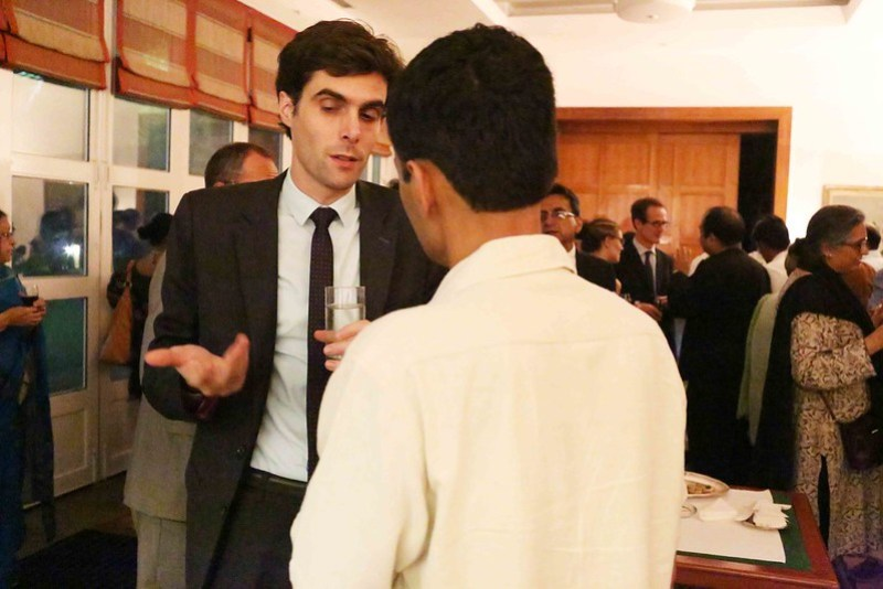 Netherfield Ball – French Ambassador Cocktail Reception, Nyaya Marg