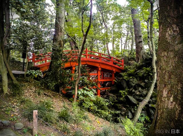 Tsutenkyo Bridge @ Koishikawa Korakuen