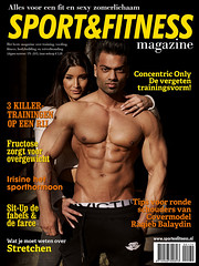 Sport&Fitness cover 2015 (uitgave 179)