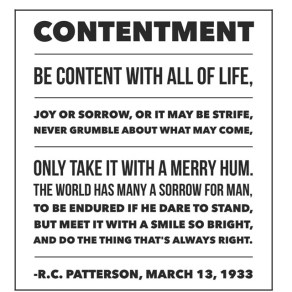 rc patterson poem