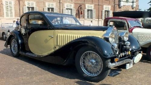 Bugatti 57 Ventoux 1934