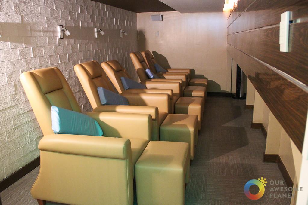 The Wings Transit Lounge