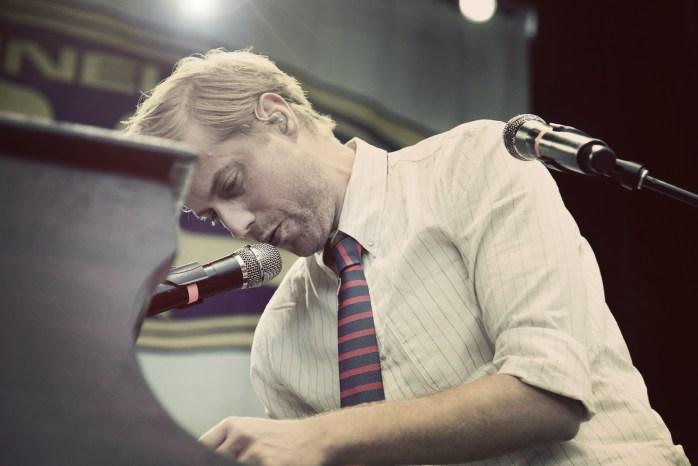 Andrew McMahon Big Gig
