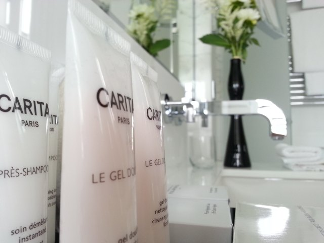 Carita products : Grand Hotel du Palais Royal