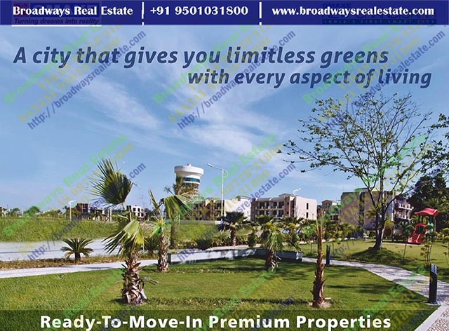 omaxe 2bhk resort flats new chandigarh