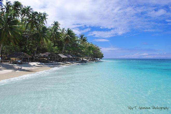Talikud Island Samal Davao Del Norte - Babusanta Beach