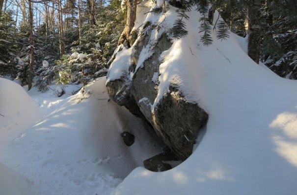 Osceola Trail Boulder