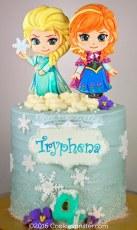 Frozen - Tryphena