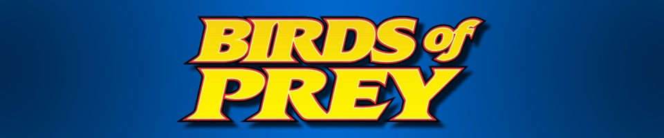 Birds of Prey: The Five Earths Project