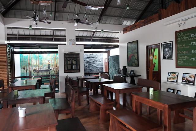 Inside Rau Ram Cafe -2