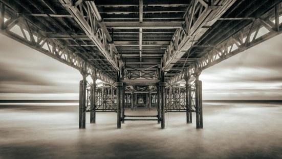 Central Pier, Blackpool, Lancashire