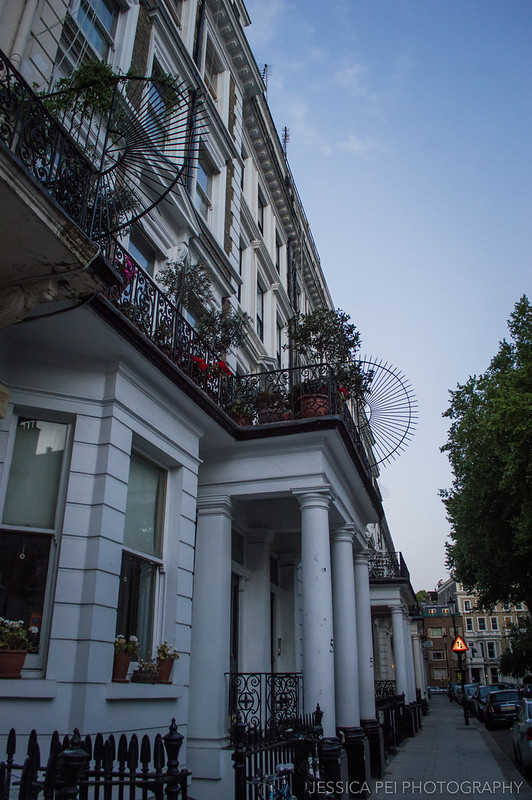 Hyde Park Neighborhood London