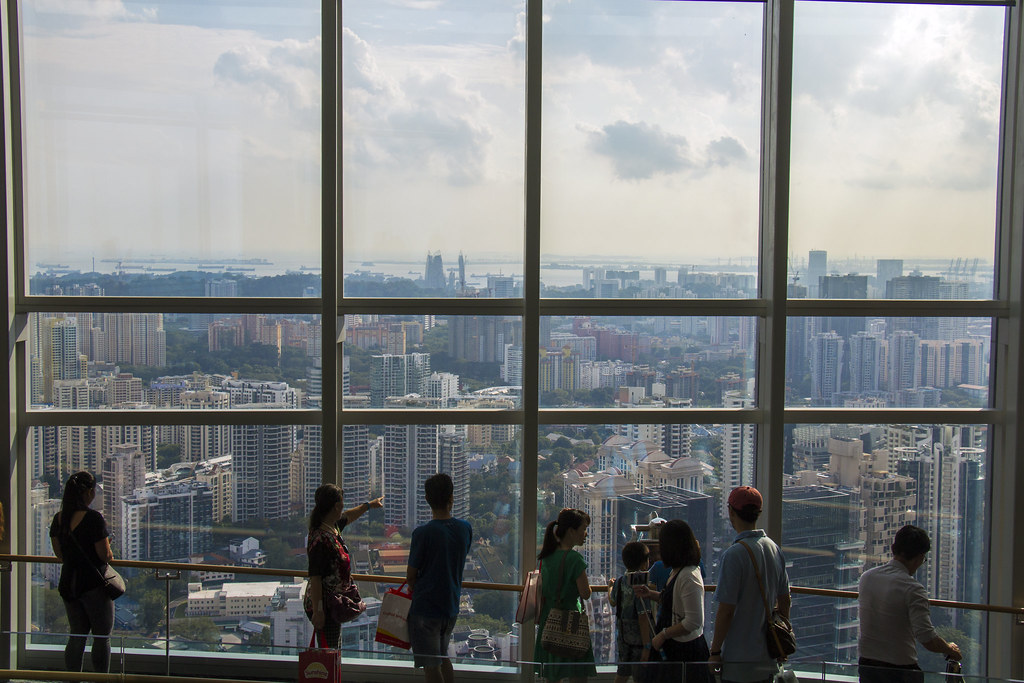 ION SKY, Singapore