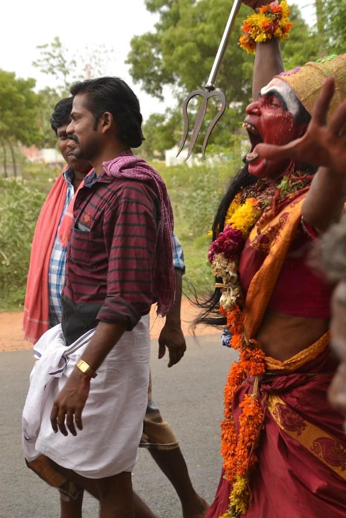 Indien India Pondicherry Puducherry Blog (40)