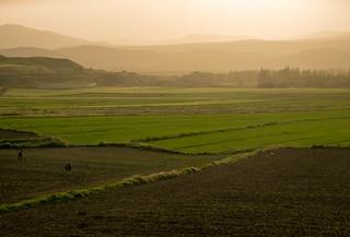 Sunset in Anatolia