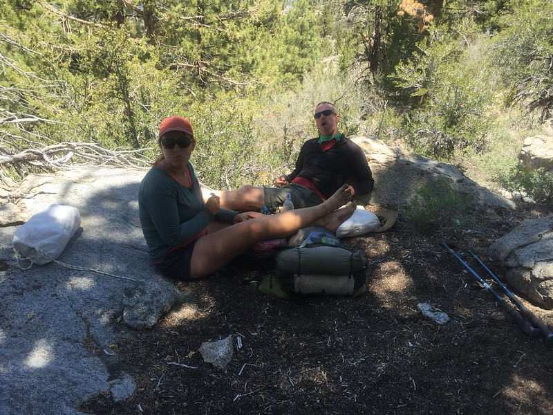PCT Day 55