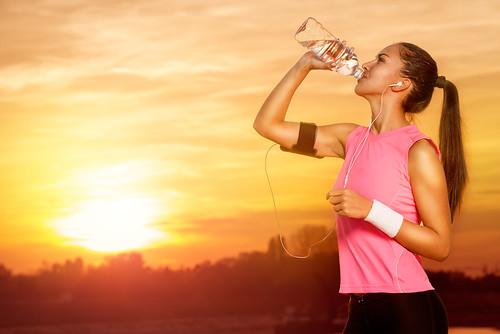 Hidratacion corredores