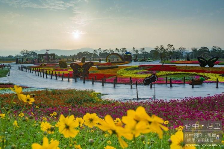 台中國際花毯節13