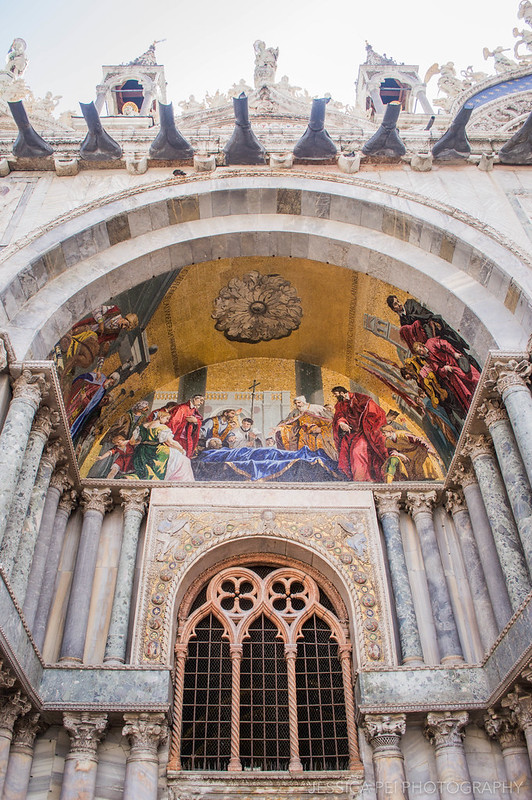 St. Mark's Basilica Venice Italy