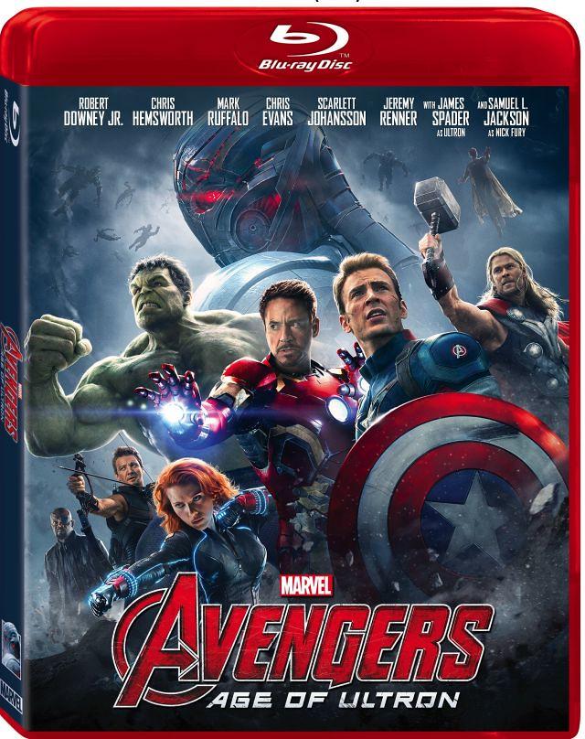 Avengers: Age of Ultron Blu-ray Trailer 2