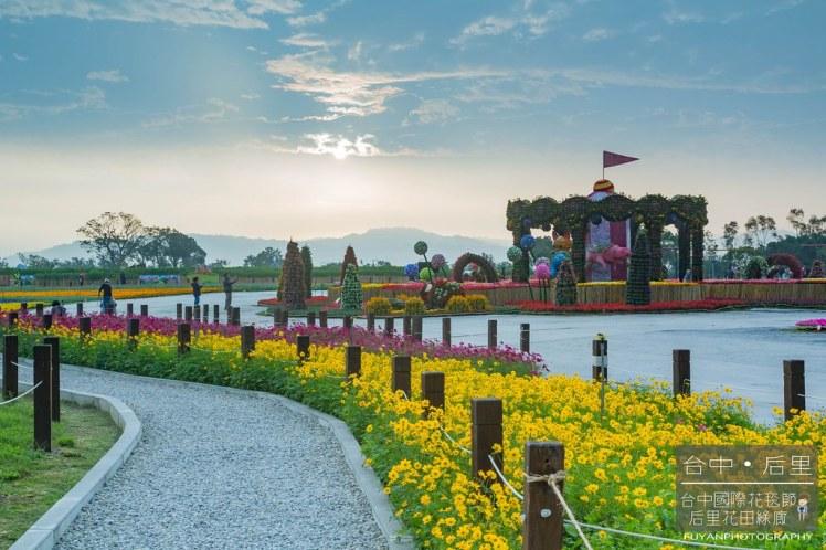 台中國際花毯節15