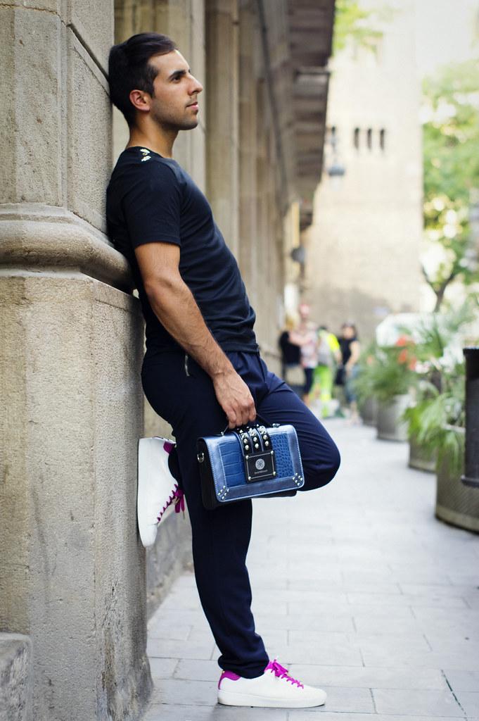 blogger masculino