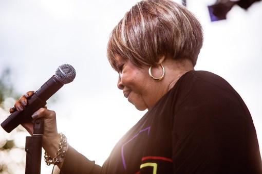 Mavis Staples (Staples Singers)