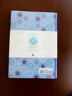 Dreamday Pattern Journal - 9