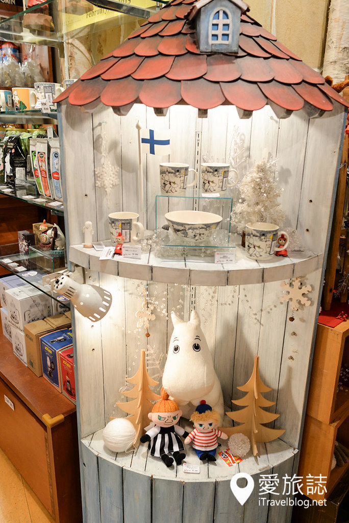 Moomin House Cafe 嚕嚕米咖啡廳 33