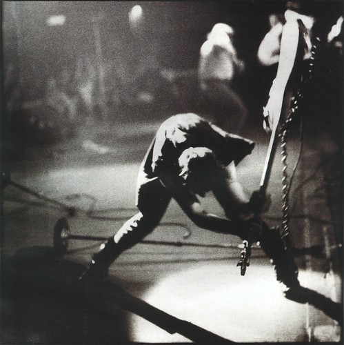 The Clash - London Calling - Pennie Smith