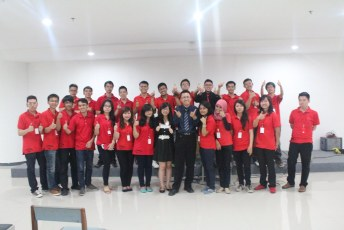Training Manajemen Waktu @ Kwik Kian Gie Business School