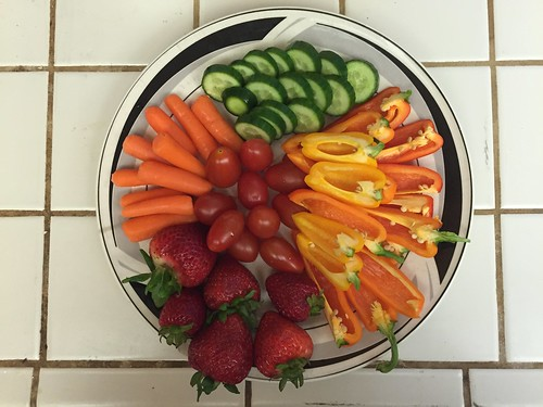 Assorted veggies