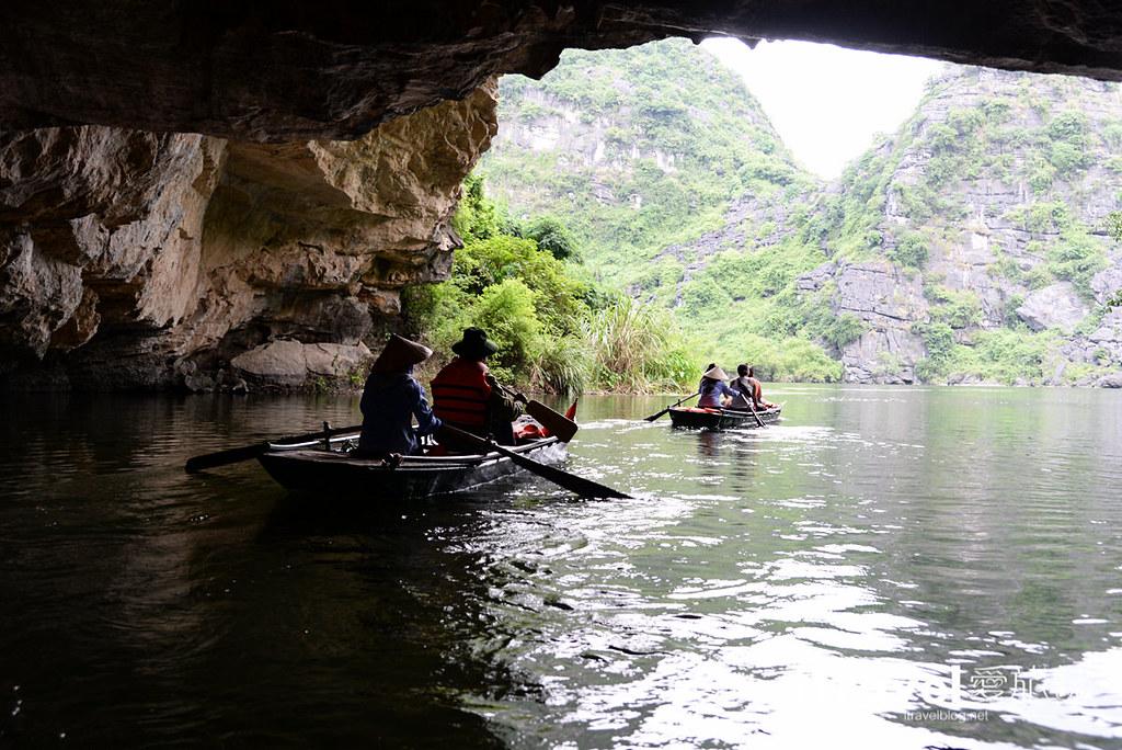 越南河内陆龙湾游船体验 (37)