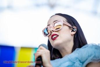 Allie X @ Pemberton Music Festival - July 16th 2015