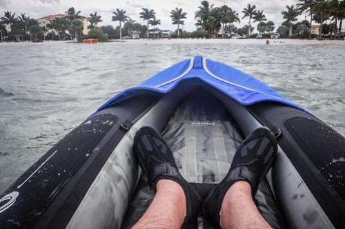 Inflatable Kayak Launch-11