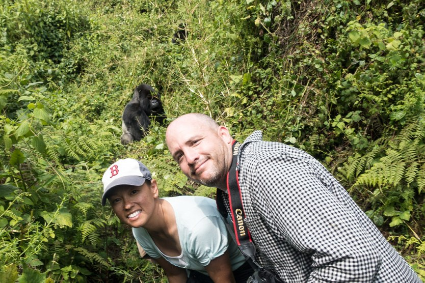 Gorilla Trekking 35