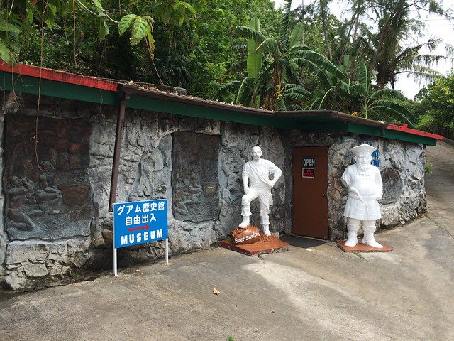 Picture from Talofofo Falls, Guam
