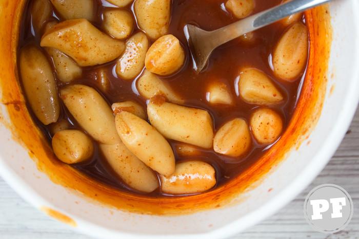 Gordice Coreana e Cheetos Picante