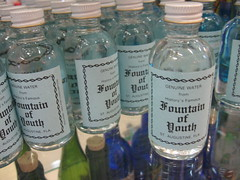 Fountain of youth bottled