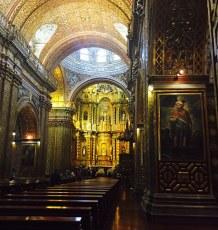 Iglesia de La Compania de Jesus - Ecuador