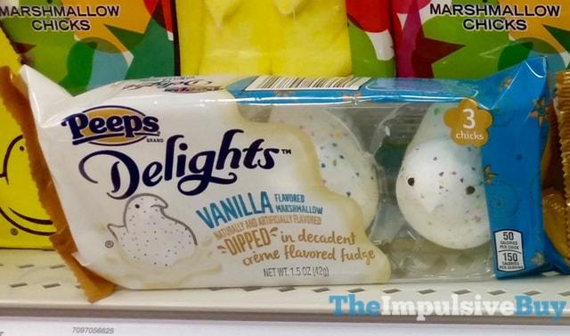 Peeps Delights Vanilla