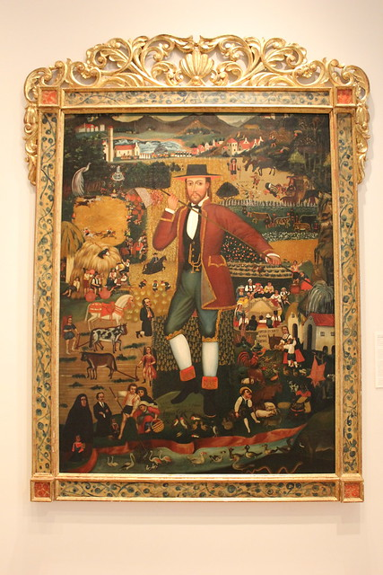 'Saint Isidore the Farmer' by Joaquin Castanon, San Antonio Museum of Art