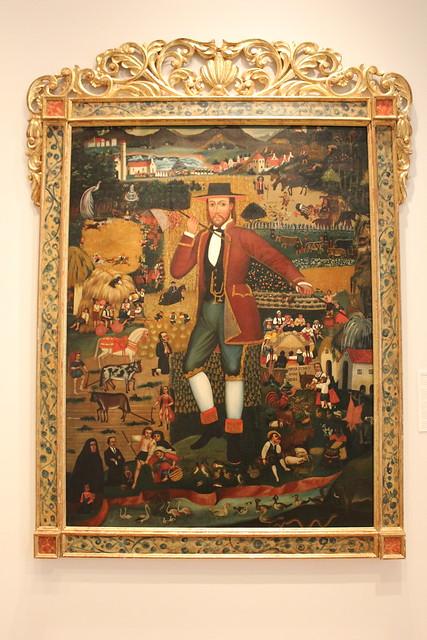 'Saint Isidore the Farmer' by Joaquin Castanon, San Antonio Museum of Art