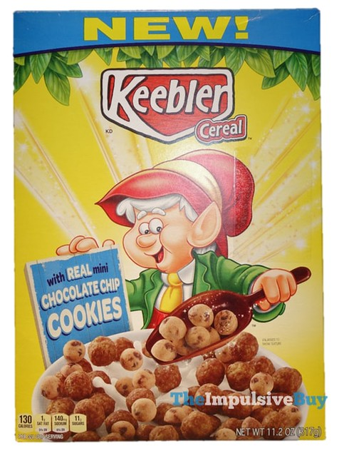 REVIEW: Keebler Cereal