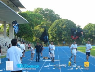 19062003 - FOC.Official.Camp.2003.Dae.4 - Persianz.Saein.Our.Last.GdByes - Flag Runners Of Diff Divisons.. Pic 3