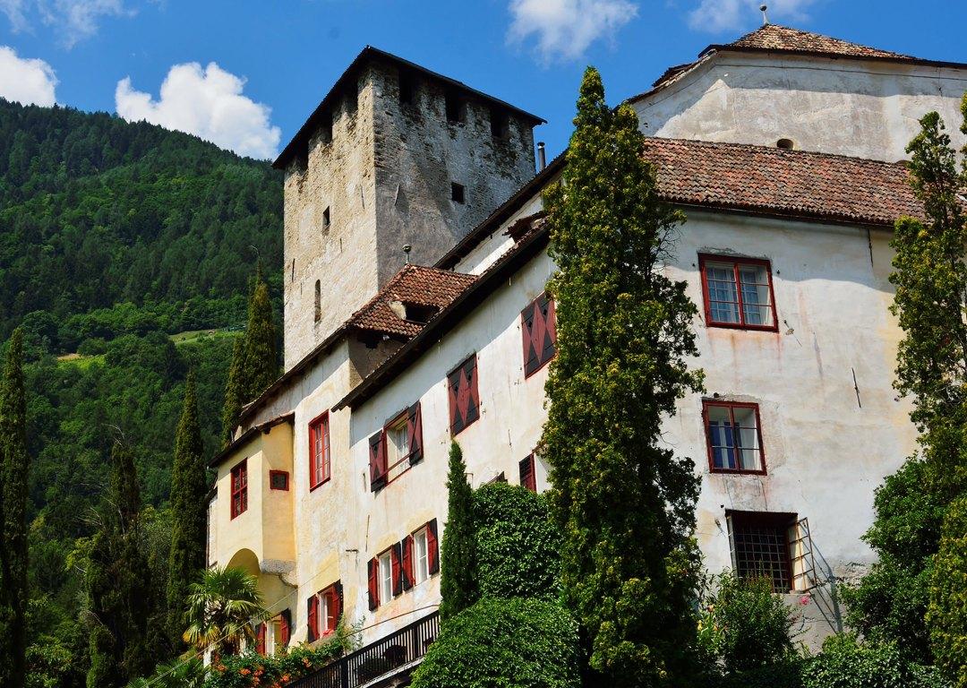 Schloss Lebenberg Tscherms