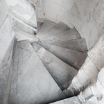 Spiral Stone Staircase