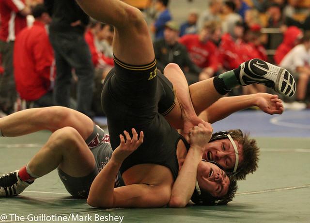 152 - Jason Rollins (Anoka) over Devin Roberts (Apple Valley) Dec 4-3