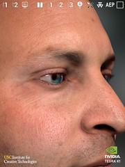 แอปจำลองใบหน้ามนุษย์ ใช้ประสิทธิภาพของชิป nVidia Kepler อย่างเต็มเหนี่ยว ได้ภาพสมจริงมาก