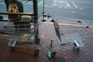 A trolley in love